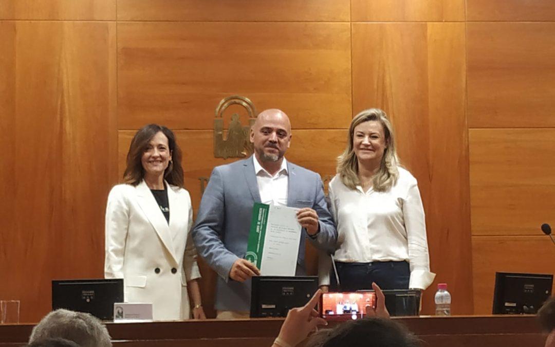Arjona recibe una ayuda de 80.000 euros para la mejora del alumbrado público