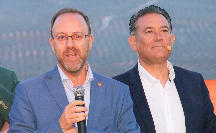 Ciudadanos elige a José Alberto Utrera como nuevo coordinador en Linares