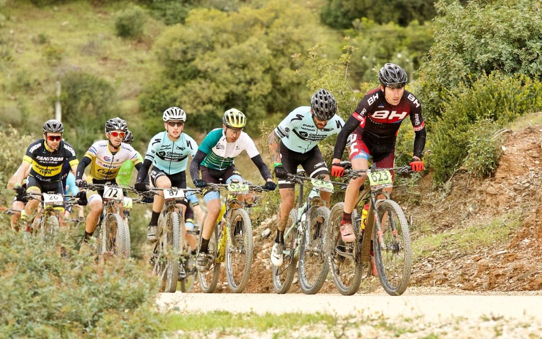 Andújar acogerá la tercera y última etapa en la provincia de la Andalucía Bike Race