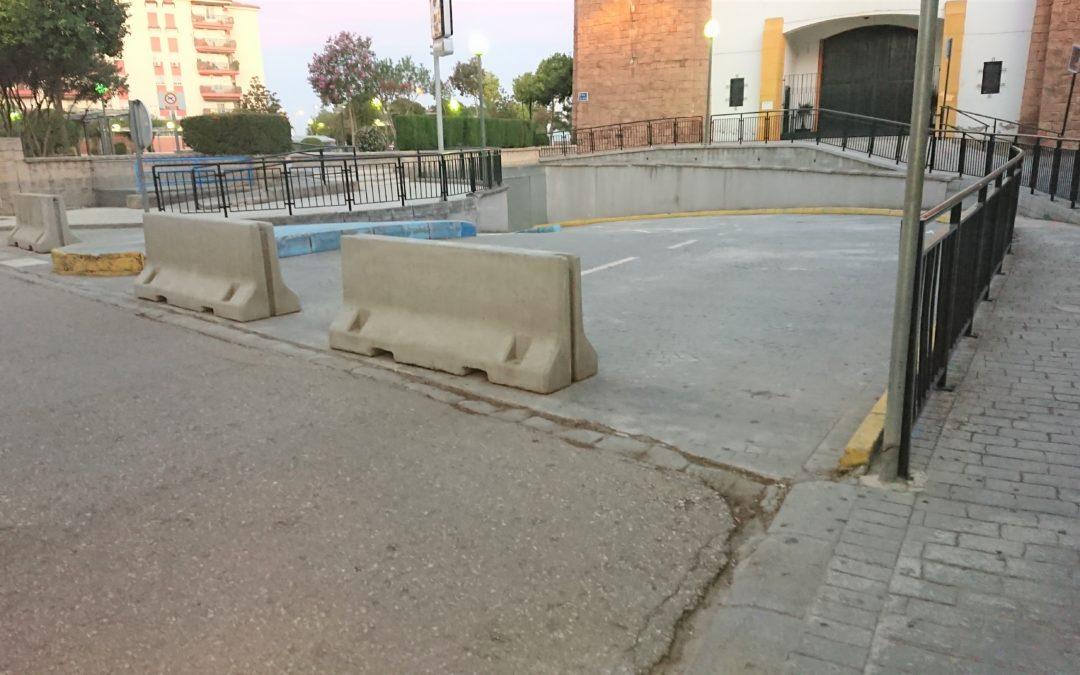 El Ayuntamiento adjudica la gestión del parking de San Agustín