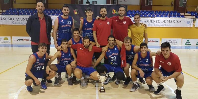 El CB Andújar se proclama campeón de la Copa Delegación 2019