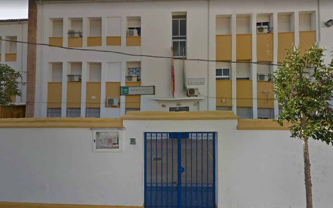 El CEIP San Eufrasio incorpora un profesor adicional gracias al cupo extraordinario