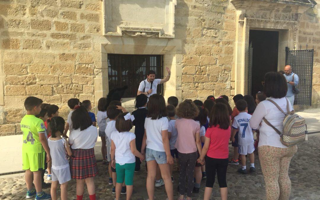 Arjona celebrará el día del turismo con una ruta guiada por escolares de la ciudad