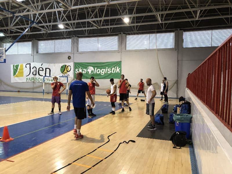 El CB Andújar participa en Martos en la Copa Delegación 2019