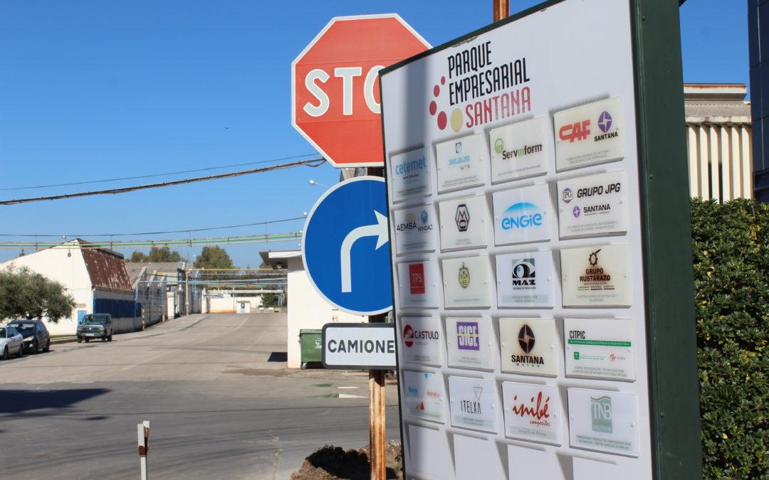 La Junta trabaja en la reactivación del Parque de Santana
