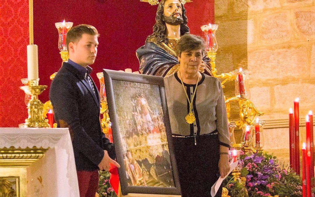 África Ramírez, pregonera de la Semana Santa de Linares 2020