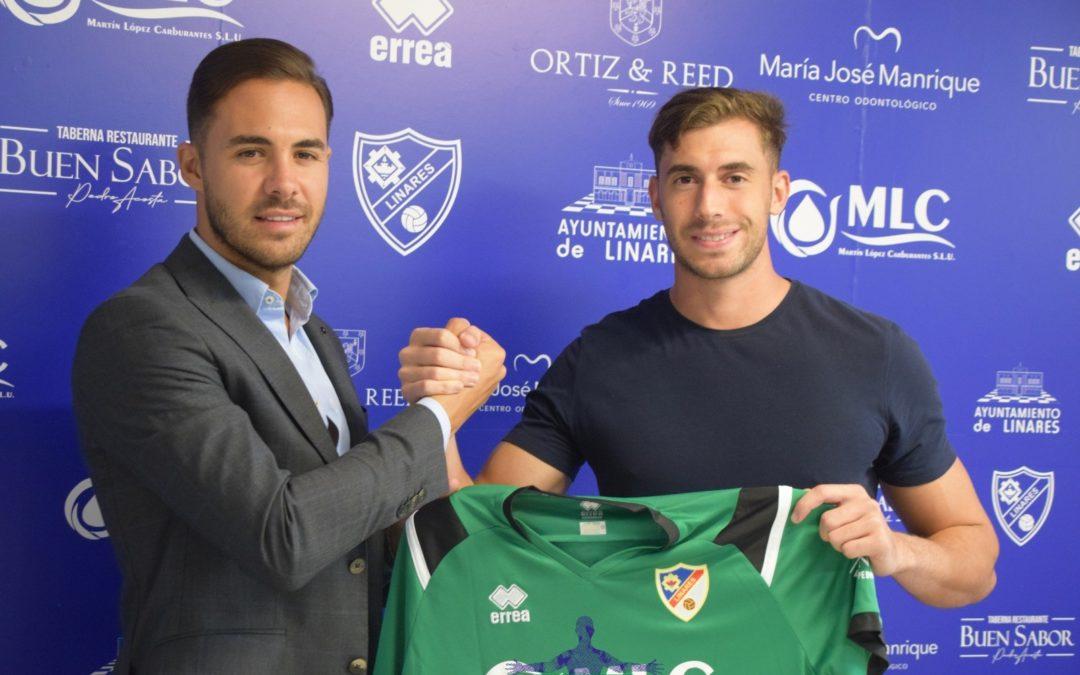 Samu: «Me siento feliz por continuar un año más en el club de mi tierra»