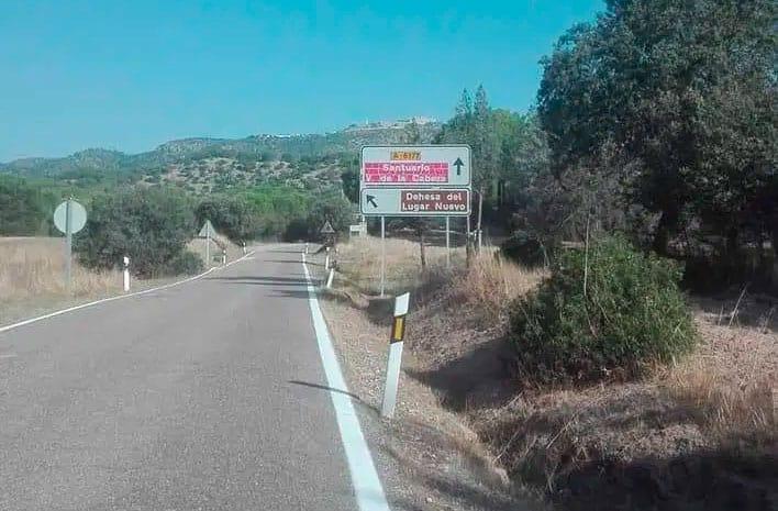 La Junta corta mañana la carretera al Santuario para tareas de mantenimiento