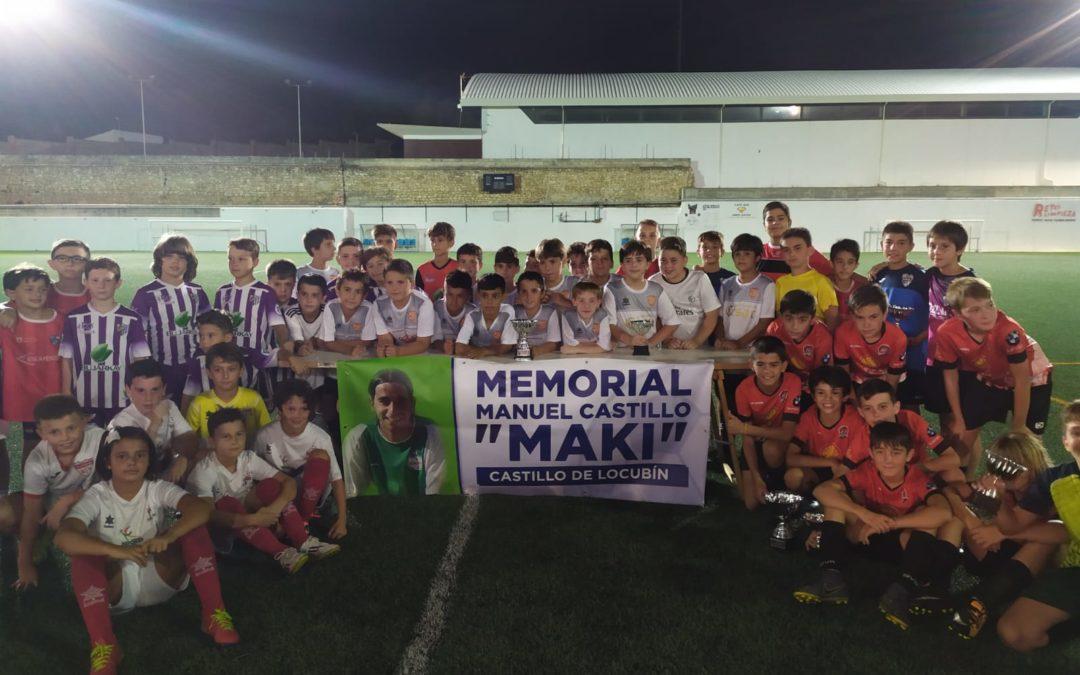 Fin de semana de fútbol en recuerdo de 'Maki'