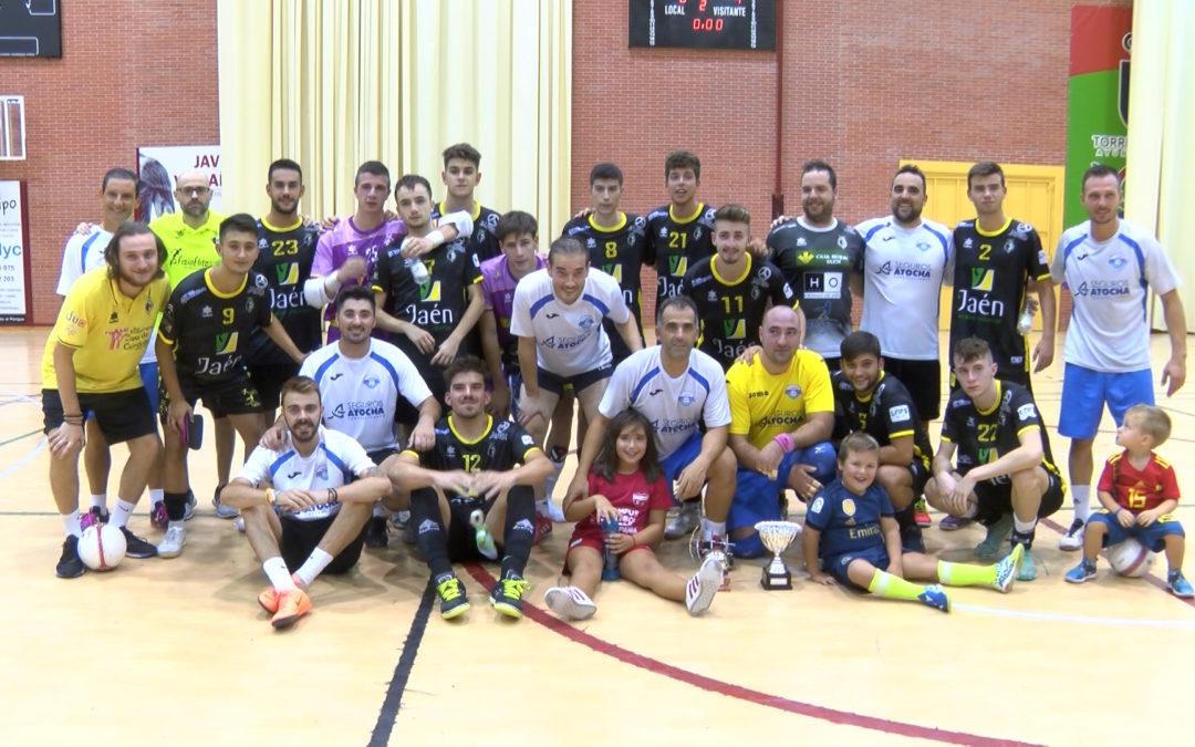 Seguros Macopa, campeones del Trofeo Alcaldesa, se enfrenta al Jaén Paraíso Interior B