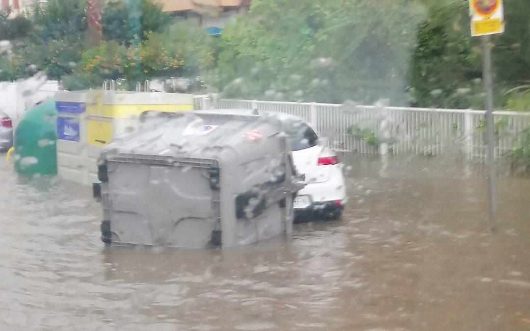 Linares recibirá 50.198 euros para paliar los daños del temporal