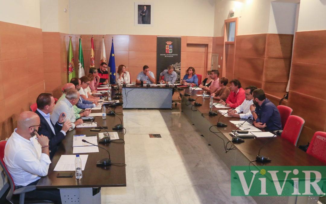 Arranca el proceso electoral en Martos