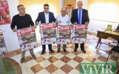 Más de cincuenta equipos inscritos en el I CronoRally de Castillo de Locubín