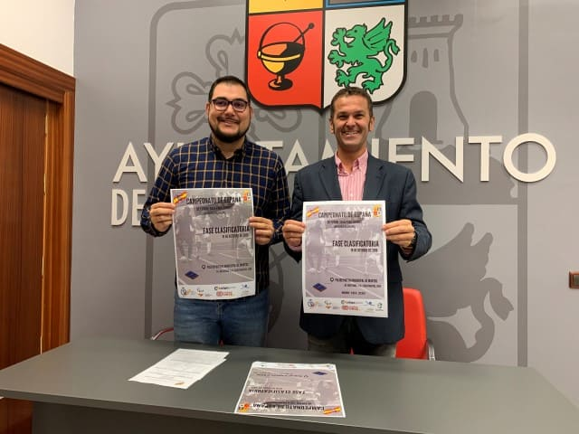 Martos acoge la fase clasificatoria del Campeonato de España de Fútbol Sala para Sordos