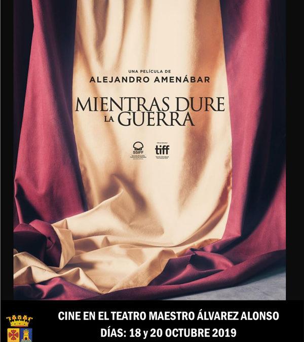 La última película de Amenabar llega a Martos