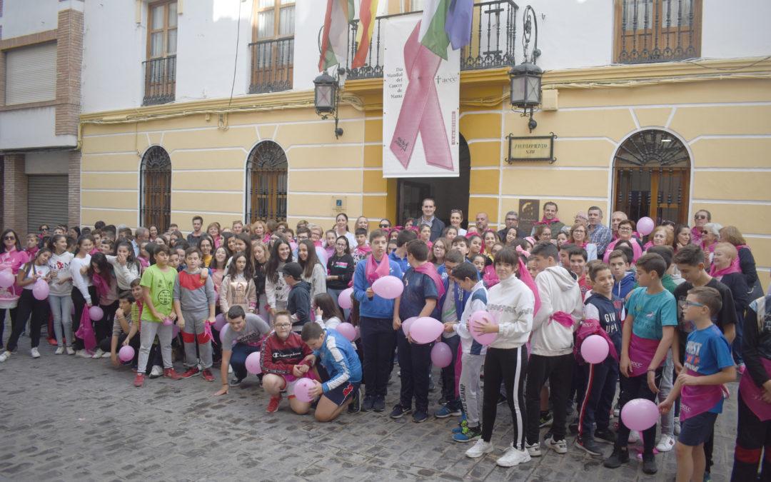 Arjona muestra su lado más solidario en la lucha contra el cáncer de mama