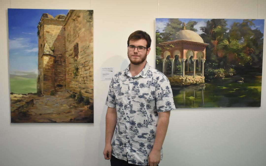 Antonio David Aranda expone «Nefelibata» en el Museo de arte contemporáneo Mayte Spínola