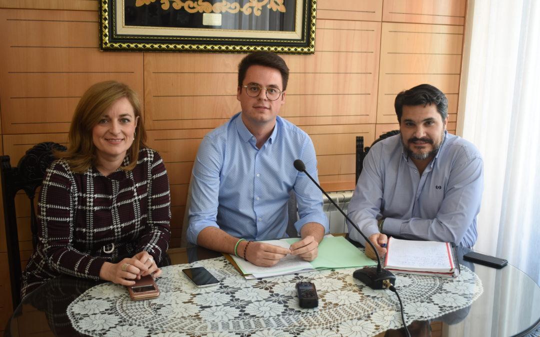 El diputado de Promoción y Turismo reafirma el compromiso de la administración provincial de trabajar en el desarrollo de Marmolejo