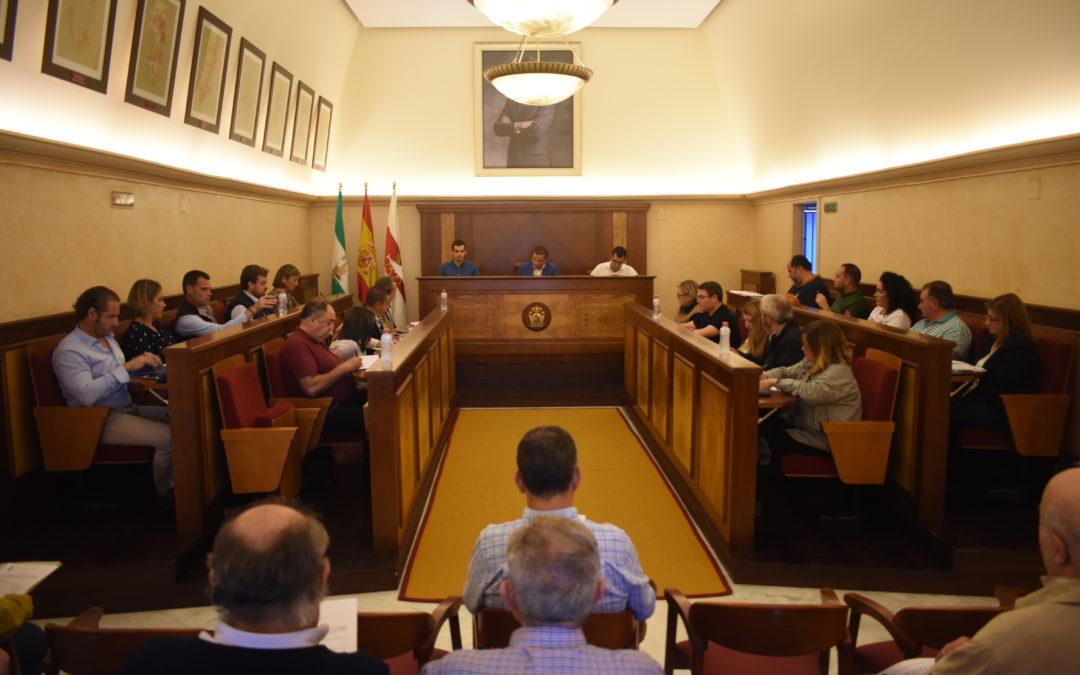 El Ayuntamiento de Andújar celebra pleno este jueves por la tarde
