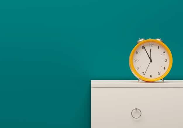 En la madrugada del sábado 26 de octubre al domingo 27 hay que atrasar una hora los relojes