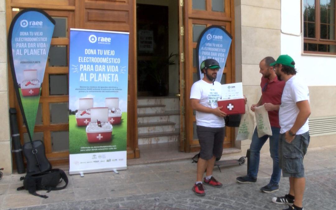Campaña de sensibilizacion sobre el reciclaje de electrodomésticos