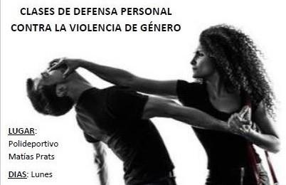 El Club de Kárate de Torredonjimeno organiza un curso de defensa personal contra la violencia de género
