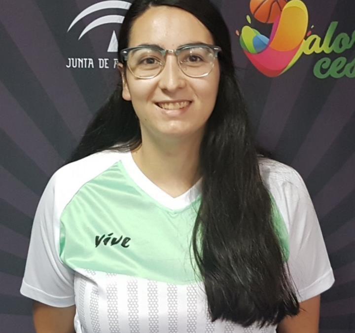 Esperanza Lara convocada para dirigir los encuentros del Campeonato Andalucía Selecciones Provinciales Cadete Femenino A8