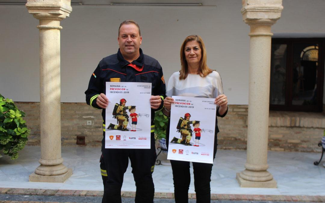 Vuelve a Andújar la Semana de la prevención de incendios