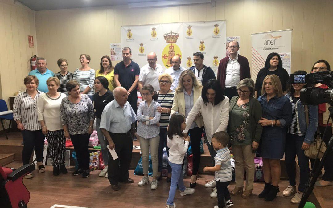 ADET y el Ayuntamiento entregan los premios de dos campañas