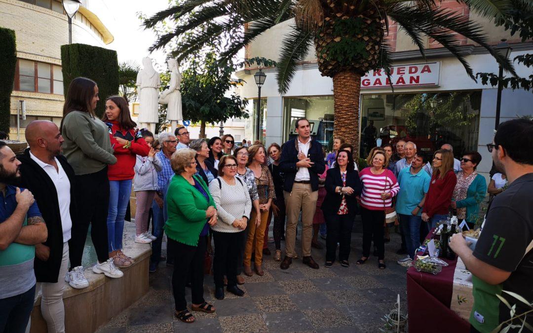 Arjona rinde homenaje a la mujer rural con una completa programación de actividades
