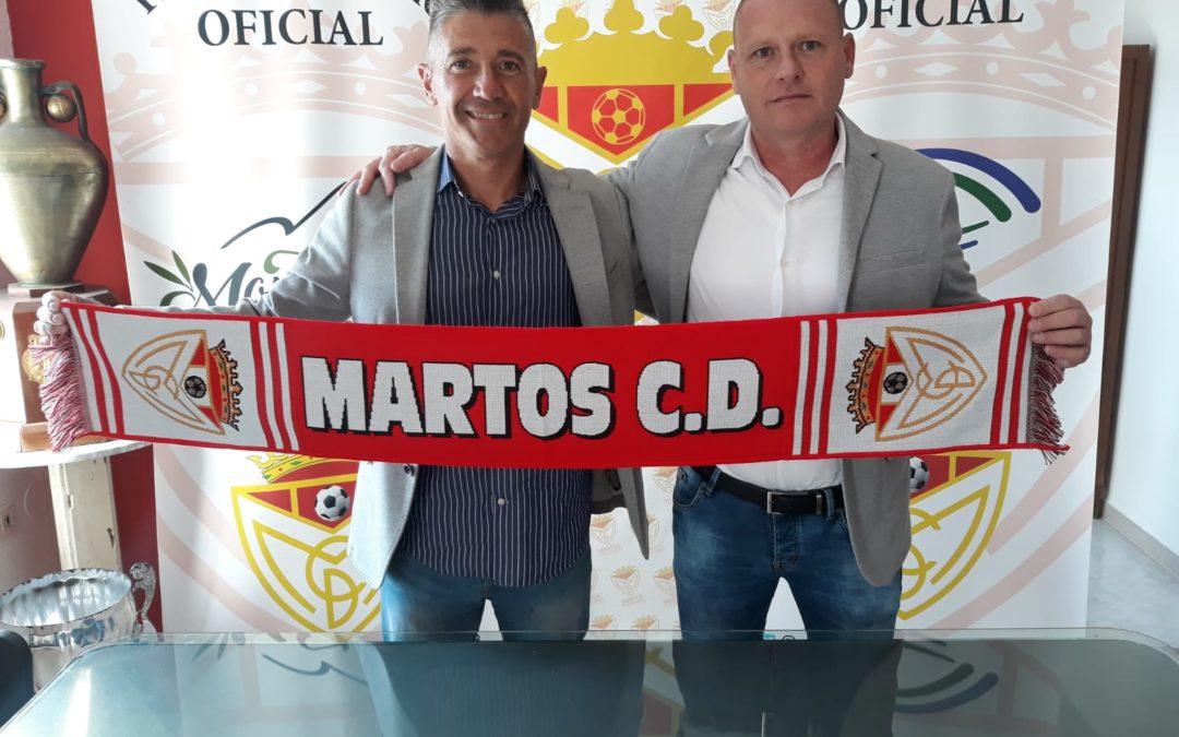 Miguel Morales, nuevo entrenador del Martos CD