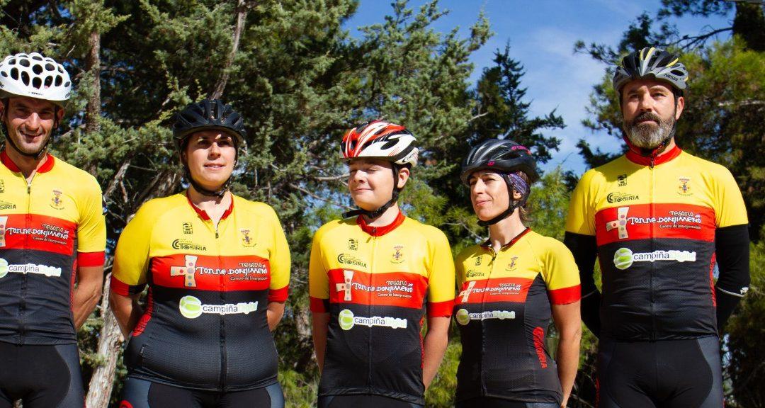 El Club Ciclista Tosiria finaliza su temporada