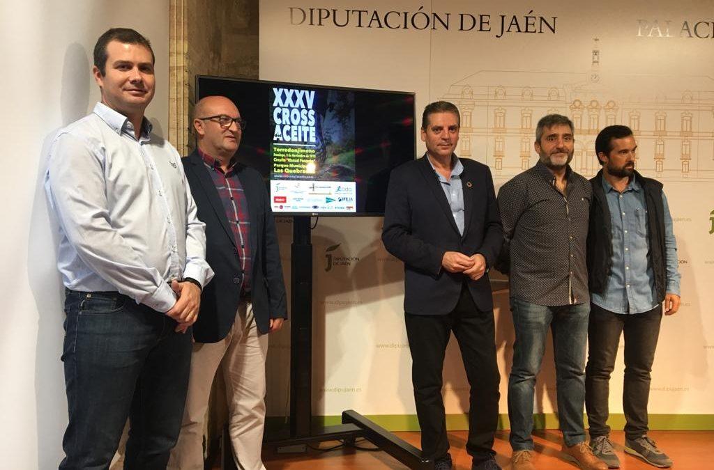 Más de 2.500 atletas competirán en el XXXV Cross del Aceite que acogerá Torredonjimeno
