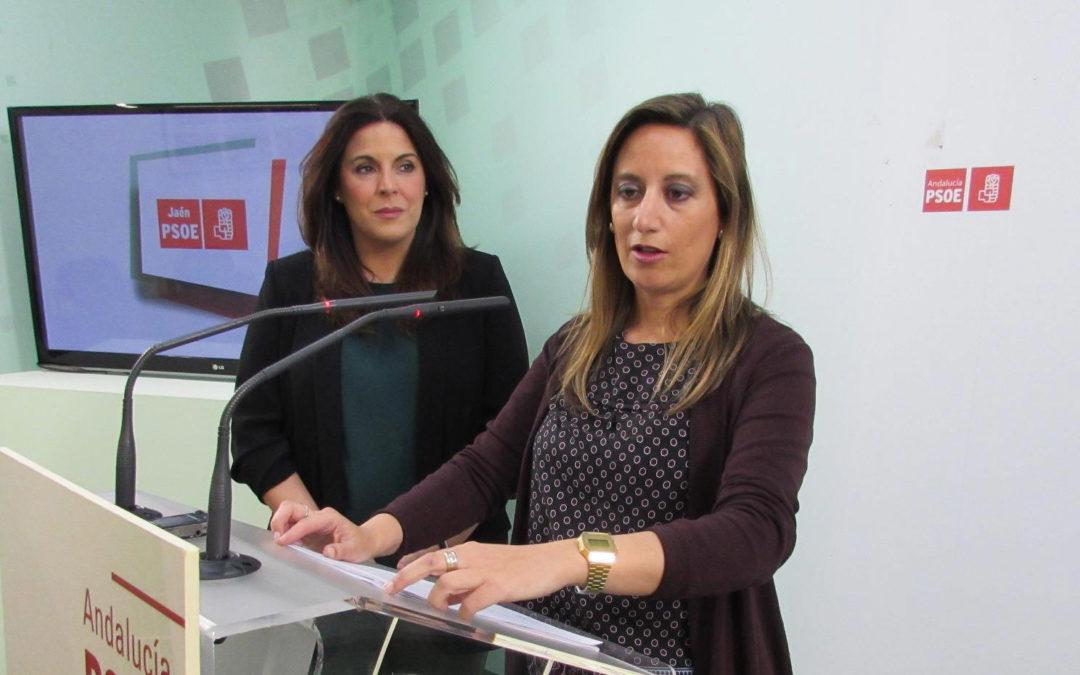 La alcaldesa exige a la Junta que ponga en marcha el comedor del colegio Manuel Andújar