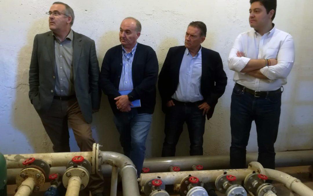 El Ayuntamiento traza un plan para normalizar el suministro de agua en La Malena