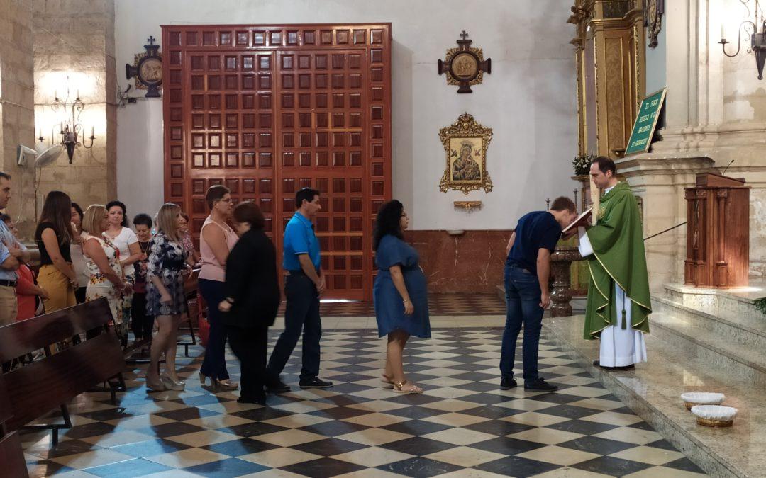 La parroquia de San Bartolomé de Torredelcampo celebra el envío de sus catequistas