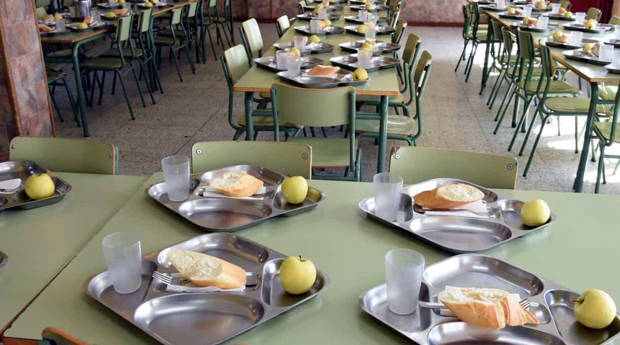 Licitan por procedimiento urgente los 37 comedores escolares ...