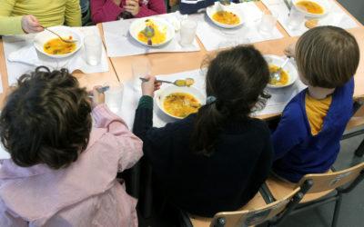 La Junta inicia la declaración de emergencia para la adjudicación directa del servicio de los comedores escolares