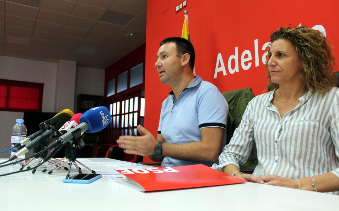 El PSOE alerta de la privatización del mantenimiento de los colegios