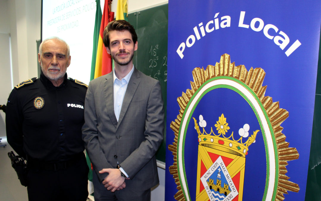 Vuelve la Policía de Barrio a Linares