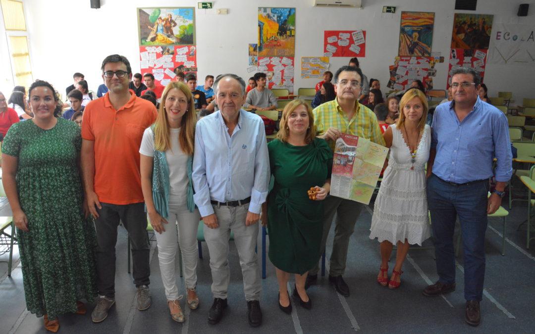 Comienza el curso escolar en la nueva escuela oficial de idiomas de Andújar