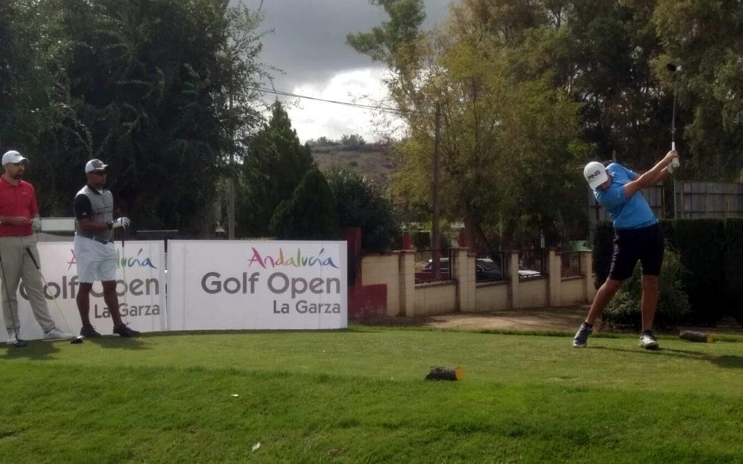 Éxito del Torneo Andalucía Open Golf La Garza
