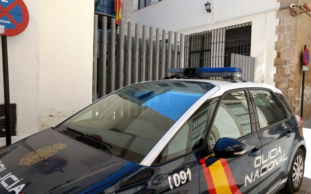 Clausurado un punto de venta de drogas al menudeo en Linares
