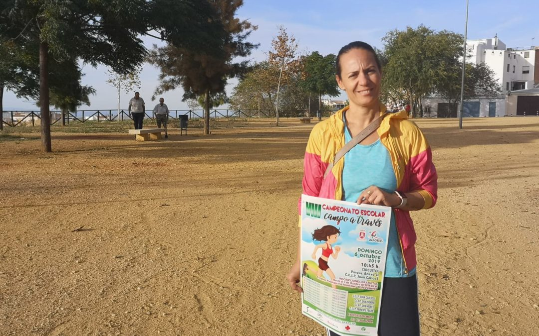 Cita deportiva para los más peques en el Campeonato Escolar de Campo a través