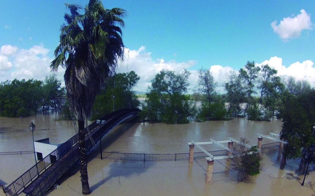 «El río es dueño y señor de su cauce y su realengo» por Juan Peinado Marfil