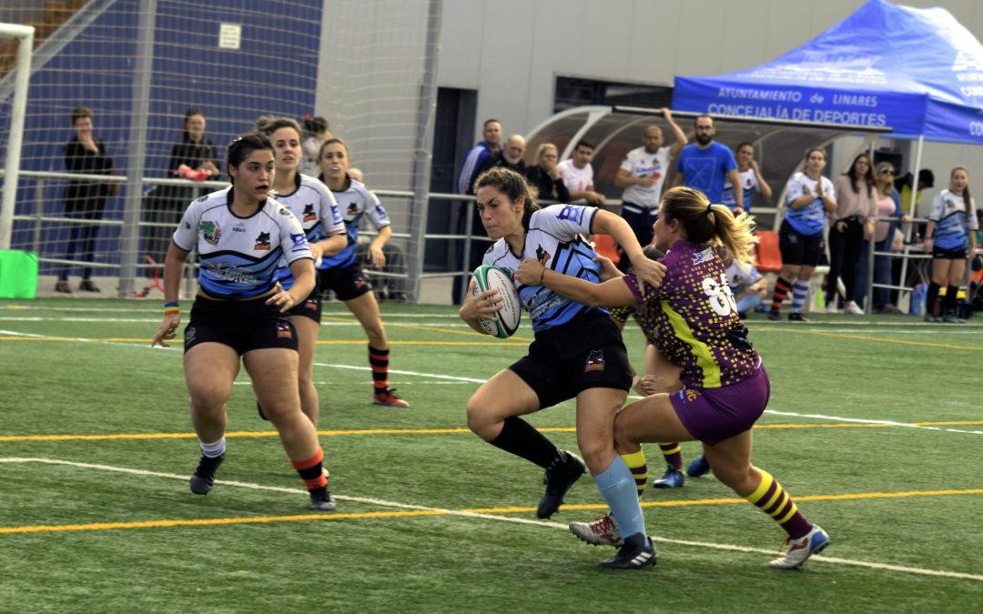 Brillante papel del Íberos Rugby en la Copa Federación Andaluza de rugby femenino