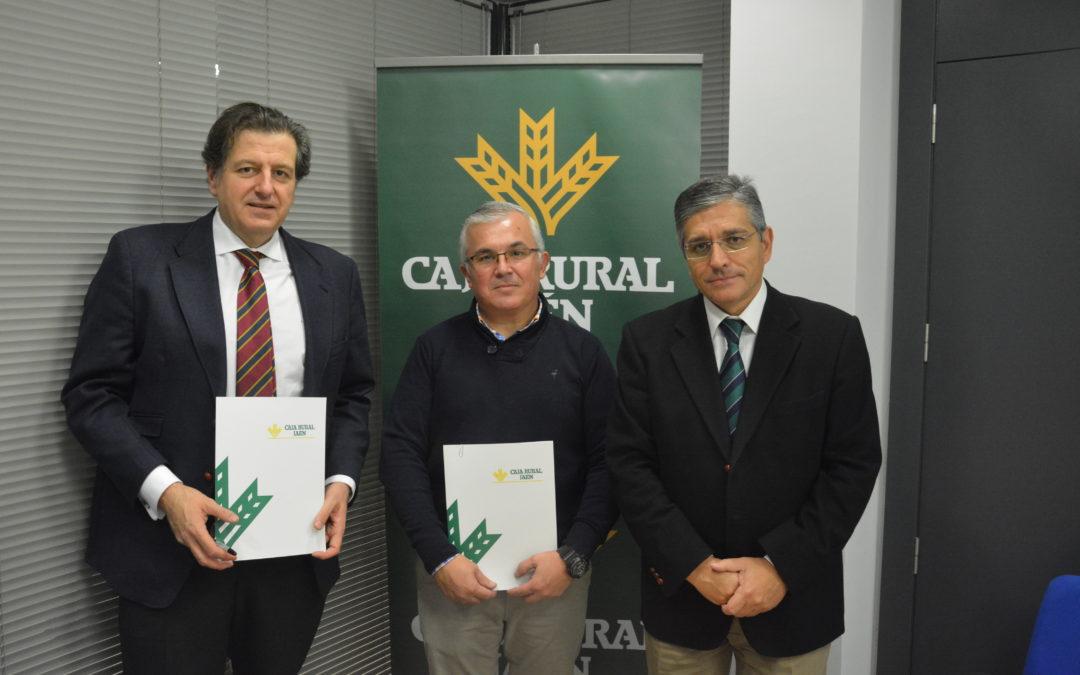 El club Estudio Deporte firma un convenio de colaboración con la Fundación Caja Rural