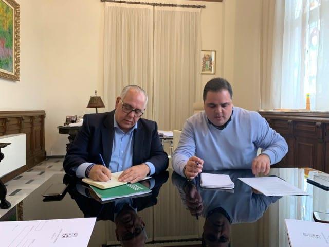 """El PSOE califica de """"mazazo a Martos"""" que la Junta """"descarte ampliar el suelo industrial en la ciudad"""""""
