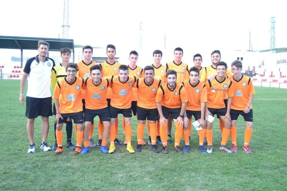 La CD Tuccitana participará en la Copa Subdelegada de Fútbol