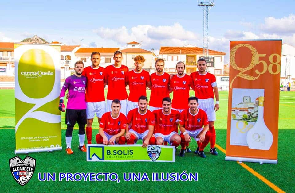 El CD Alcaudete Juniors participará en la Copa Subdelegada de Fútbol